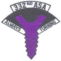 332nd ASA