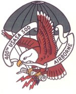 400th ASA SOD