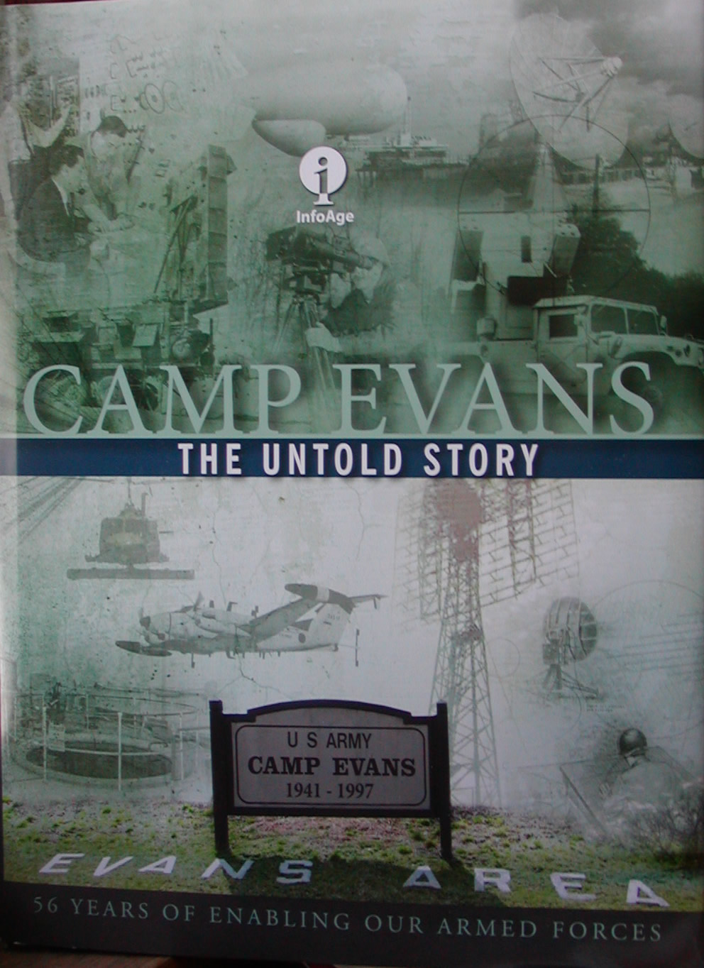 Camp Evans Cover