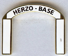 Herzo Base Hat - Lapel Pin