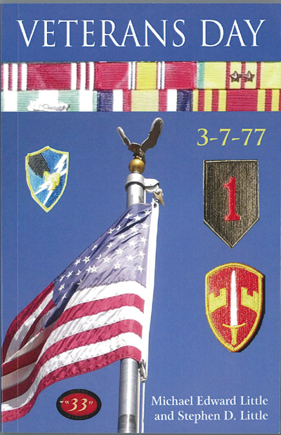 Veterans Day Book Cover